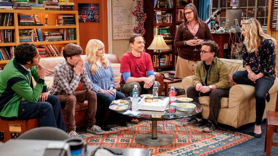 "Szenenbild aus der Serie ""The Big Bang Theory"""