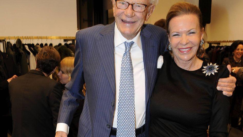 Curt Engelhorn und Ehefrau Heidemarie: Keine Schenkungsteuer bezahlt?