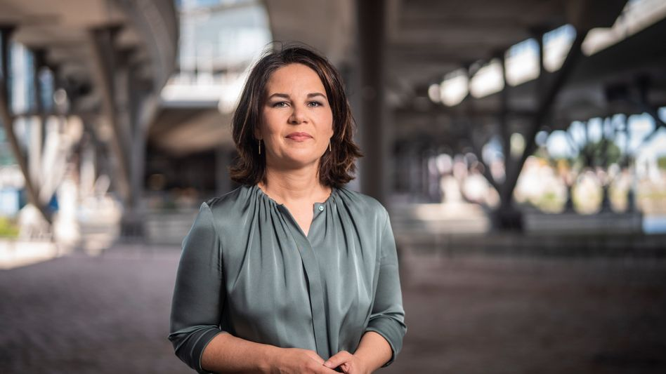 Grünenpolitikerin Baerbock: »Wir müssen den Katastrophenschutz neu formieren.«