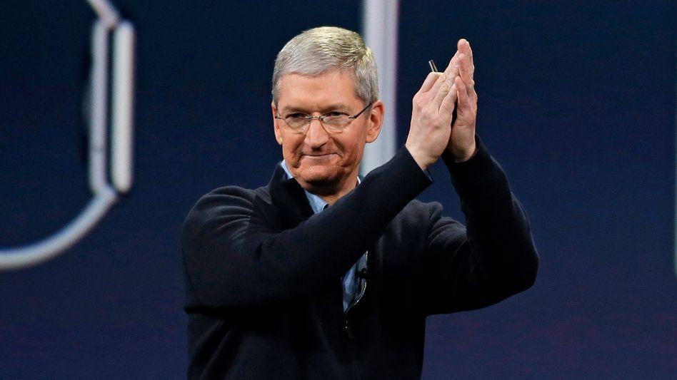 Apple-Chef Cook: Wohin mit all dem Geld?