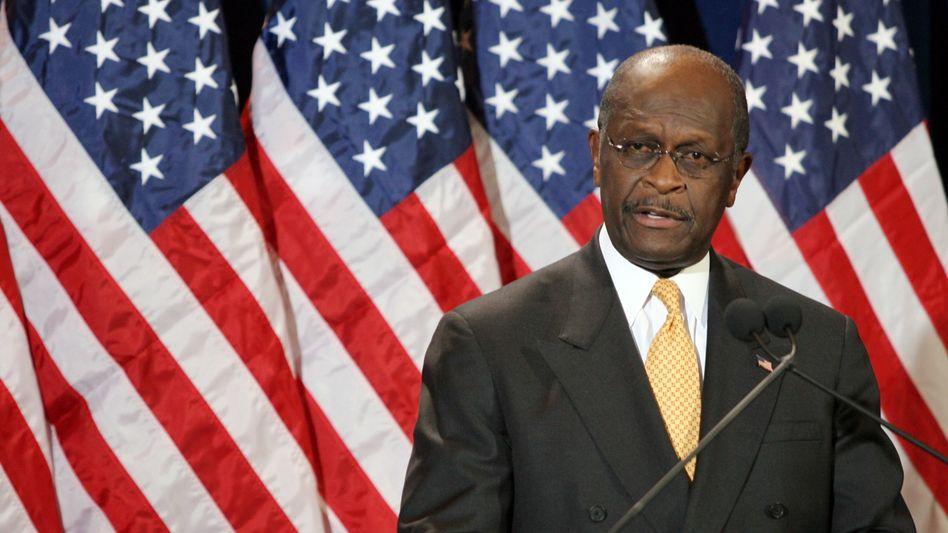Herman Cain im Jahr 2011