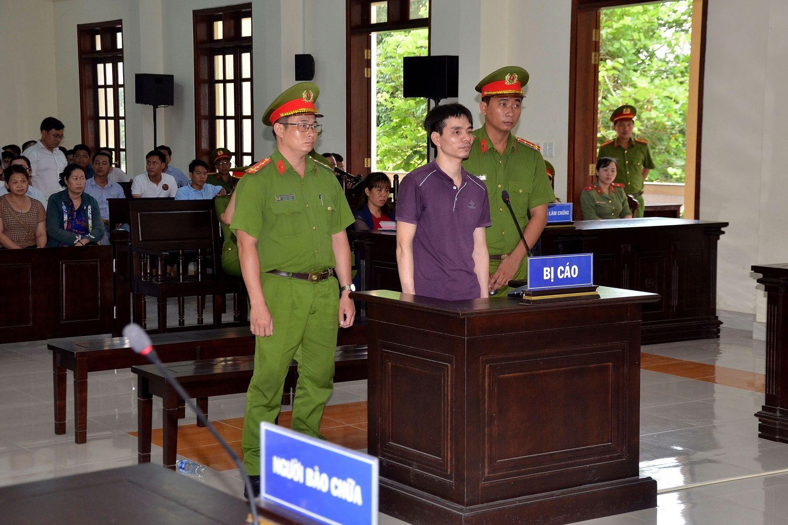 Vietnam/ Nguyen Ngoc Anh/ Anklage vor Gericht