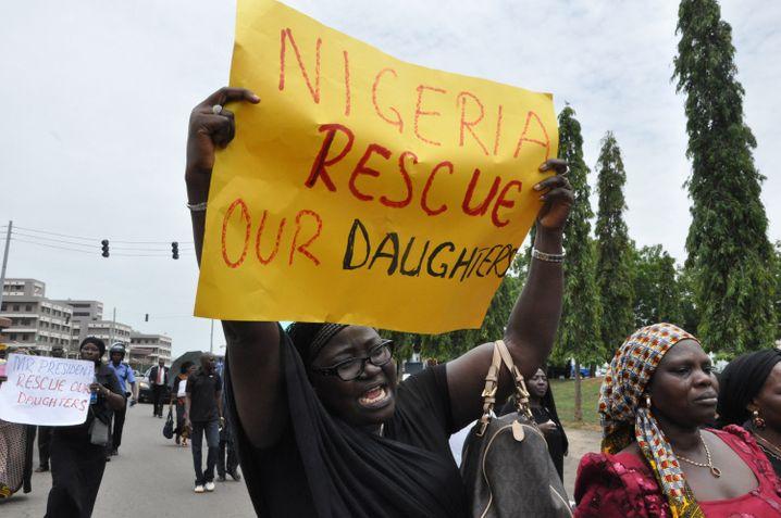 Schule in Chibok: Von den meisten der Schülerinnen fehlt jede Spur