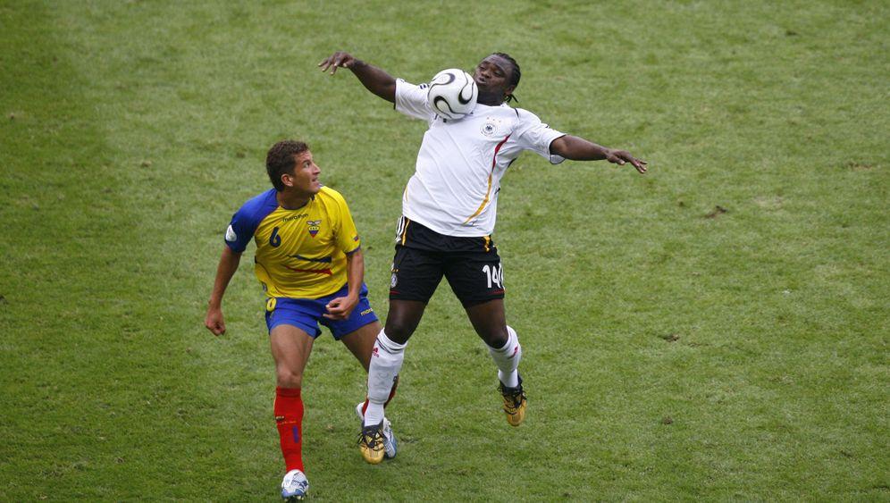 WM-Team Ecuador: Valencia als Bonus