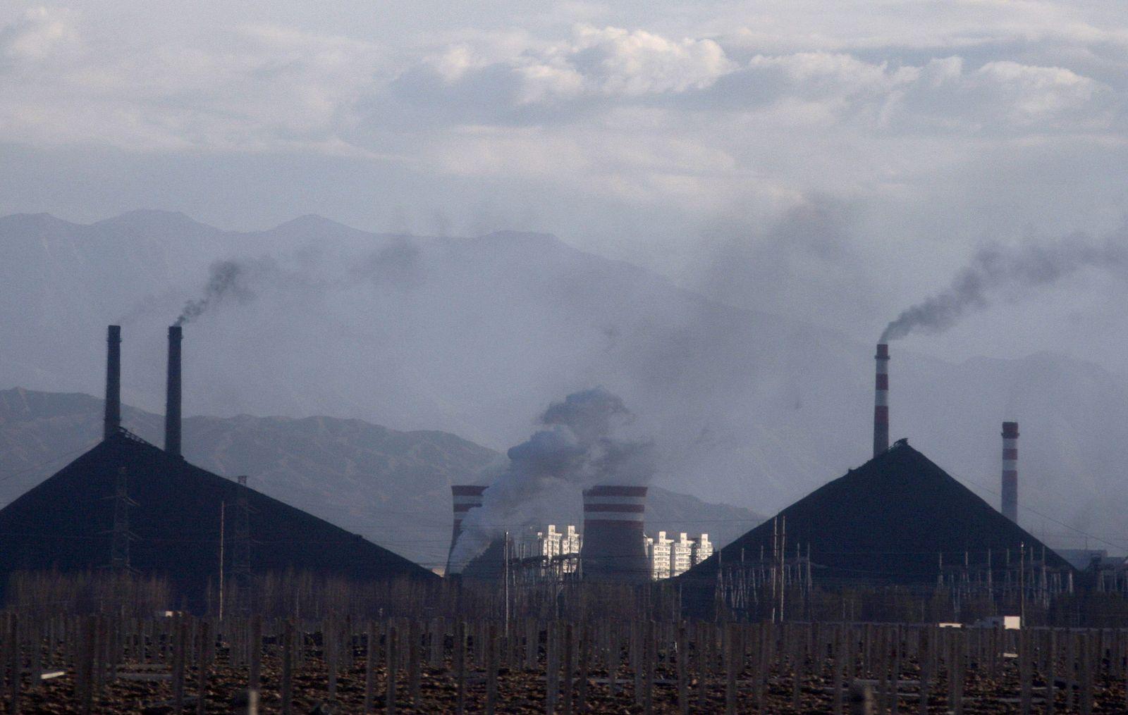 Klimawandel/China