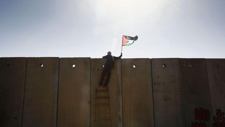 Mauer ums Westjordanland: Die namenlose Grenze