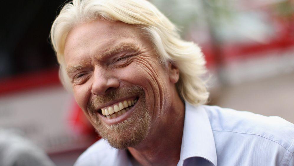 Richard Branson: Clever vermarkten