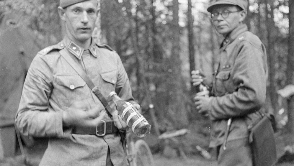 Molotow-Cocktail: Die Brandbombe aus dem Winterkrieg