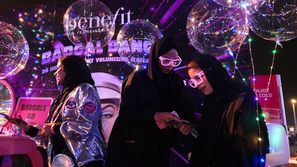 Pop-Konzert in Jeddah: Mission MBS