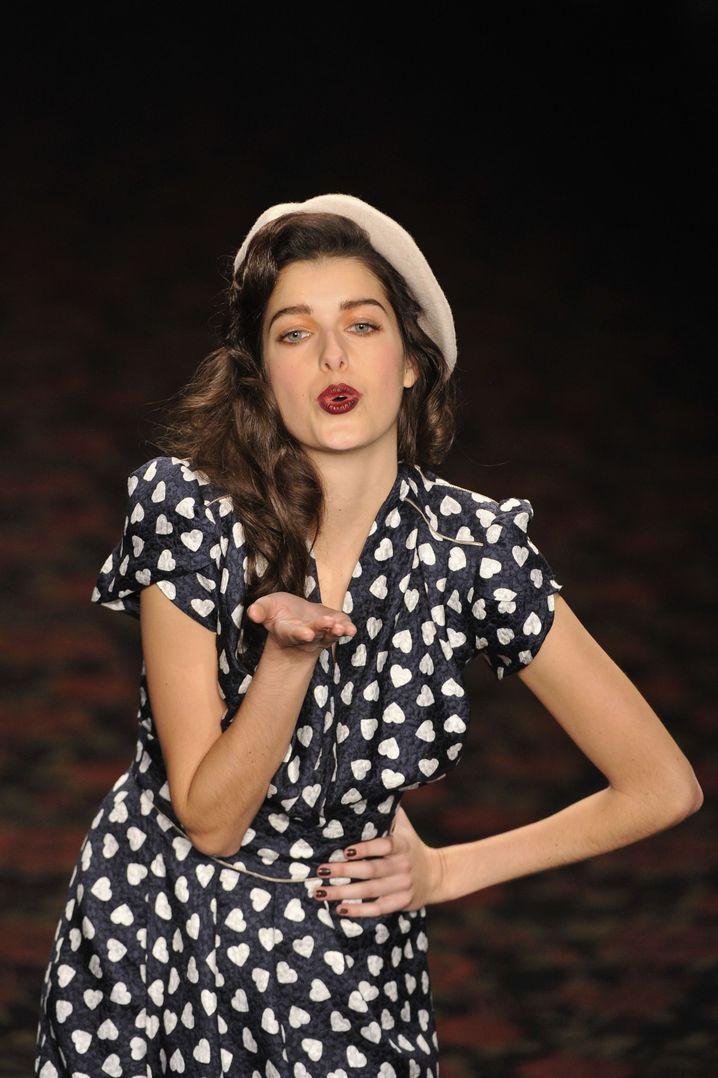 Model Marie Nasemann (Archivbild 2012)