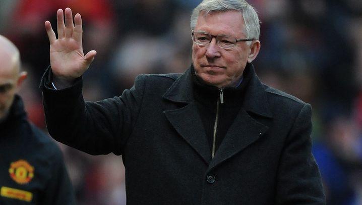 Alex Ferguson: Ein Mann, Dutzende Titel