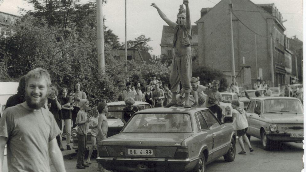 Bye-bye DDR: Das kurze Jahr der Anarchie