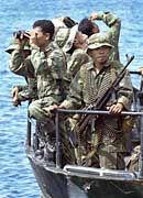 Das Militär schließt eine gewaltsame Befreiung der Geiseln nicht aus