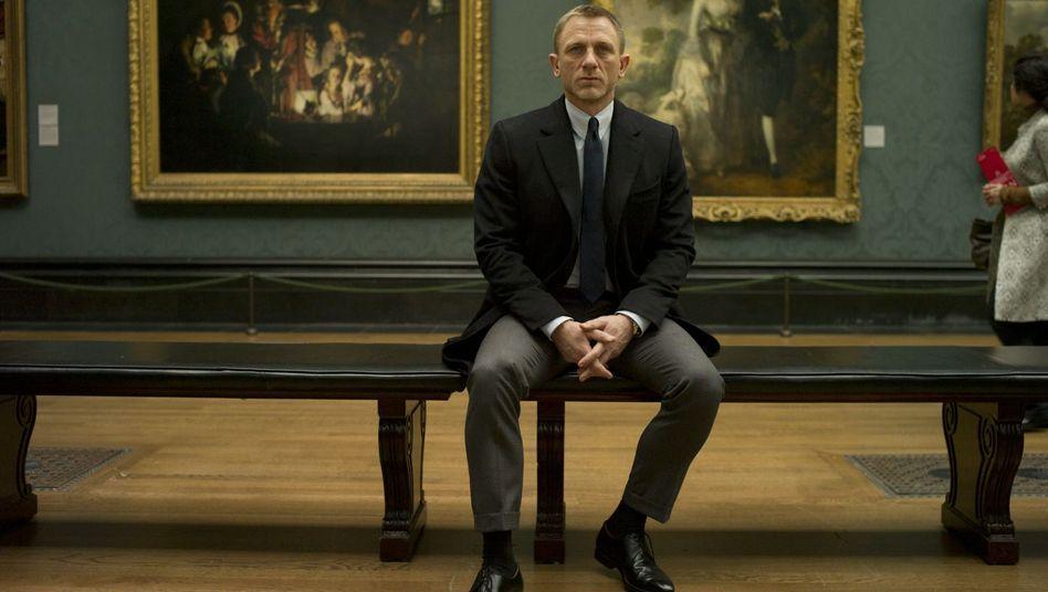 """Bond-Film """"Skyfall"""": Der Spion, der nur Mutti liebte"""