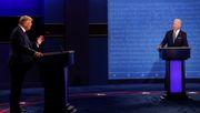 """Biden nennt Trump einen """"Clown"""" - der sät erneut Zweifel an der Wahl"""