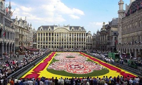 Though the city is officially bilingual, the Flemish have sheer contempt for Belgium's capital city, Brussels.