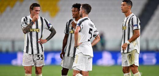 Champions League: Juventus Turin reichen zwei Tore von Cristiano Ronaldo nicht