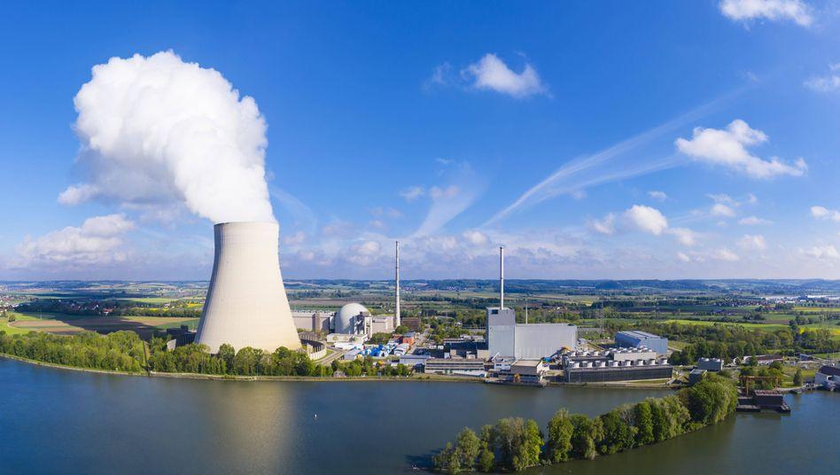 Kernkraftwerk an der Isar: Wie grün ist Atomstrom?