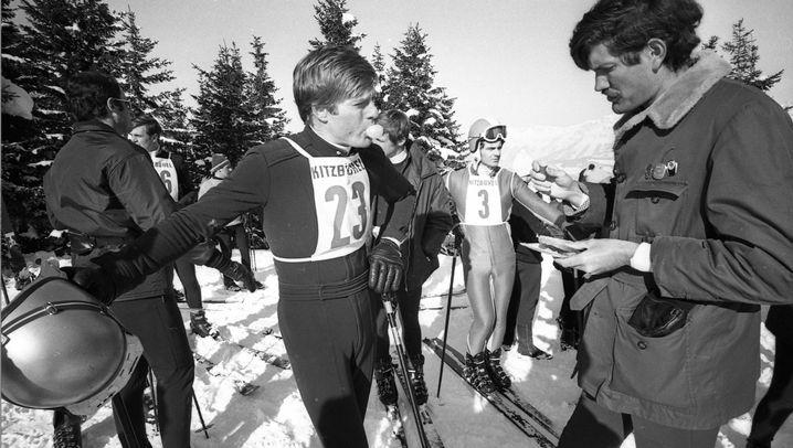 Kitzbühel in Aufruhr: Mit Robert Redford auf der Piste