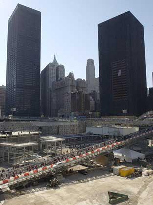 Knochenfunde am Ground Zero: Grausige Erinnerung an den Terror