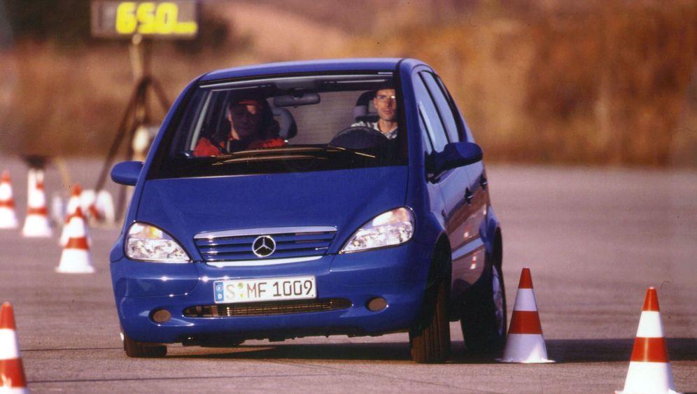 Mercedes-Flops: Kipper, Rostbeulen, Ladenhüter