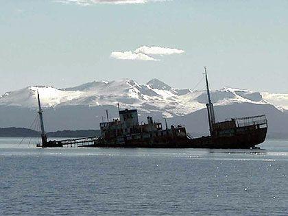 Größter Schiffsfriedhof der Welt: die Region um das Kap Hoorn