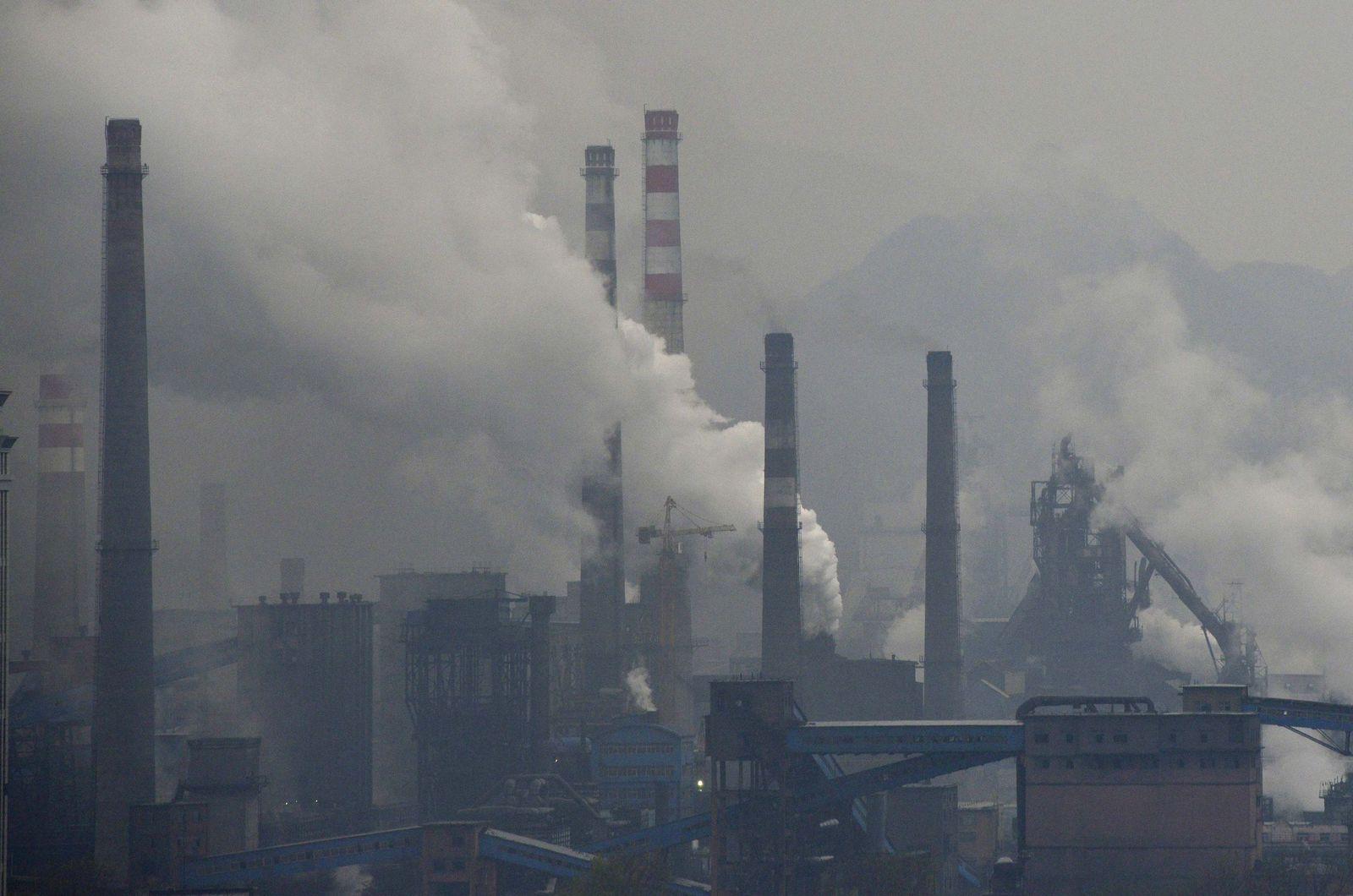 China / Luftverschmutzung