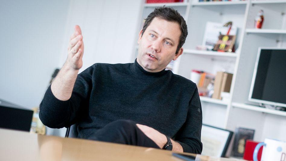 SPD-Generalsekretär Lars Klingbeil: »Die Nazis verschwinden nicht einfach«