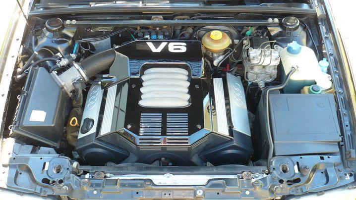 Das ist doch die Krönung: Top-Motorisierung war ein V6