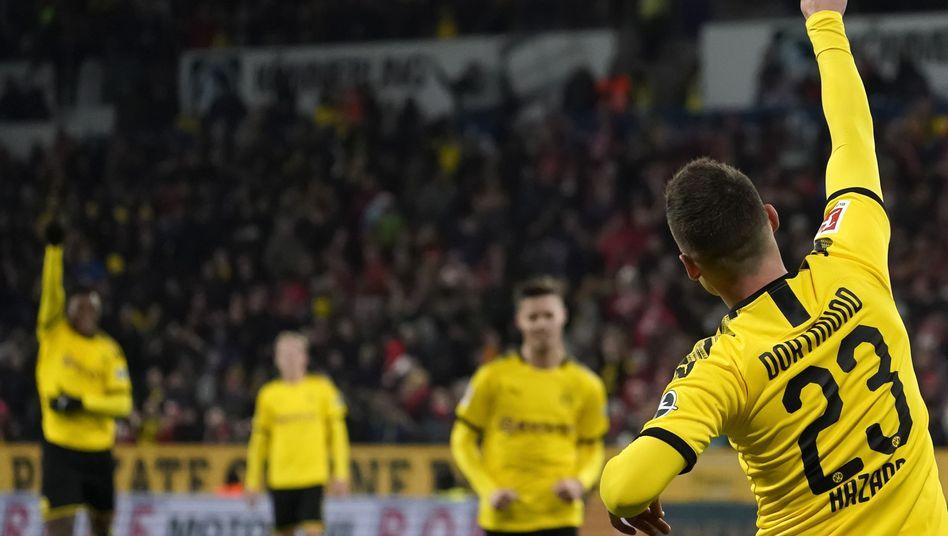 Dortmund will gegen Leipzig die Tabellenspitze angreifen