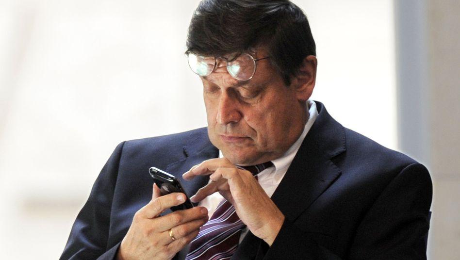 Abgeordneter Tauss: Immunität ausgesetzt, Anklage erhoben