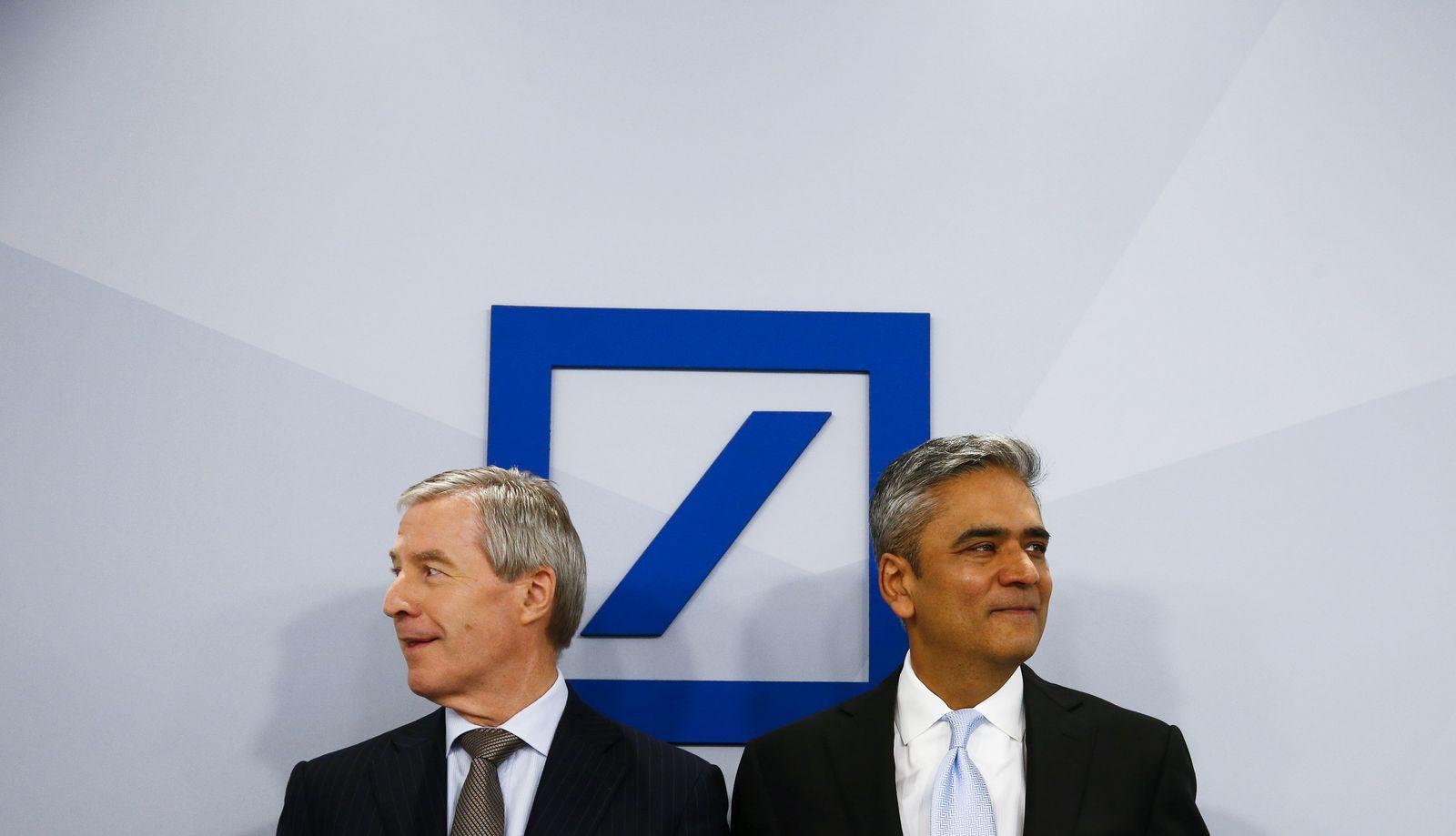 Fitschen - Jain / Deutsche Bank