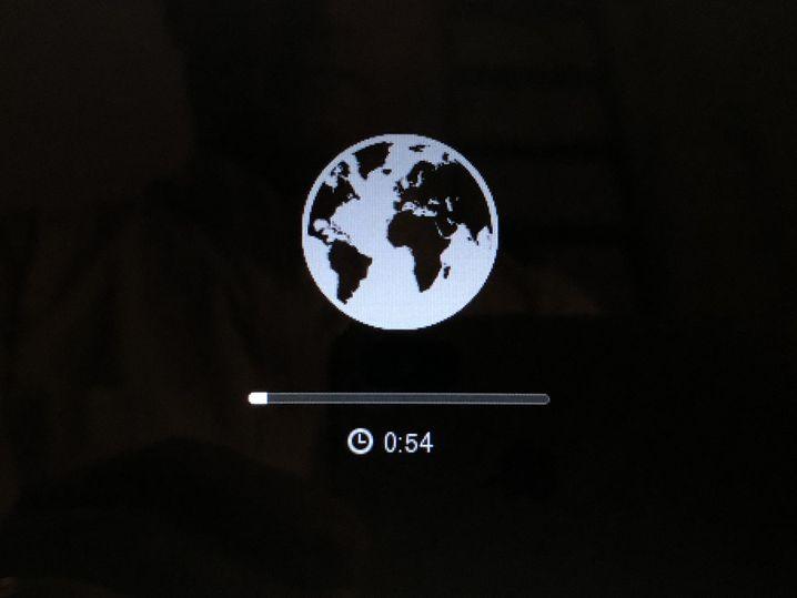 Download von macOS auf einem MacBook ohne Betriebssystem