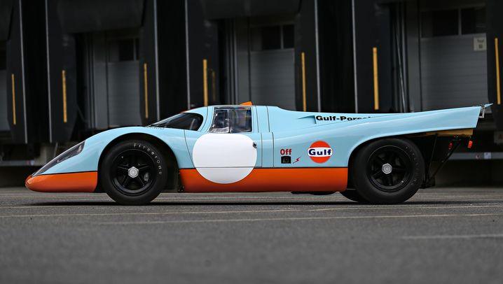 Autos unterm Hammer: DER Porsche
