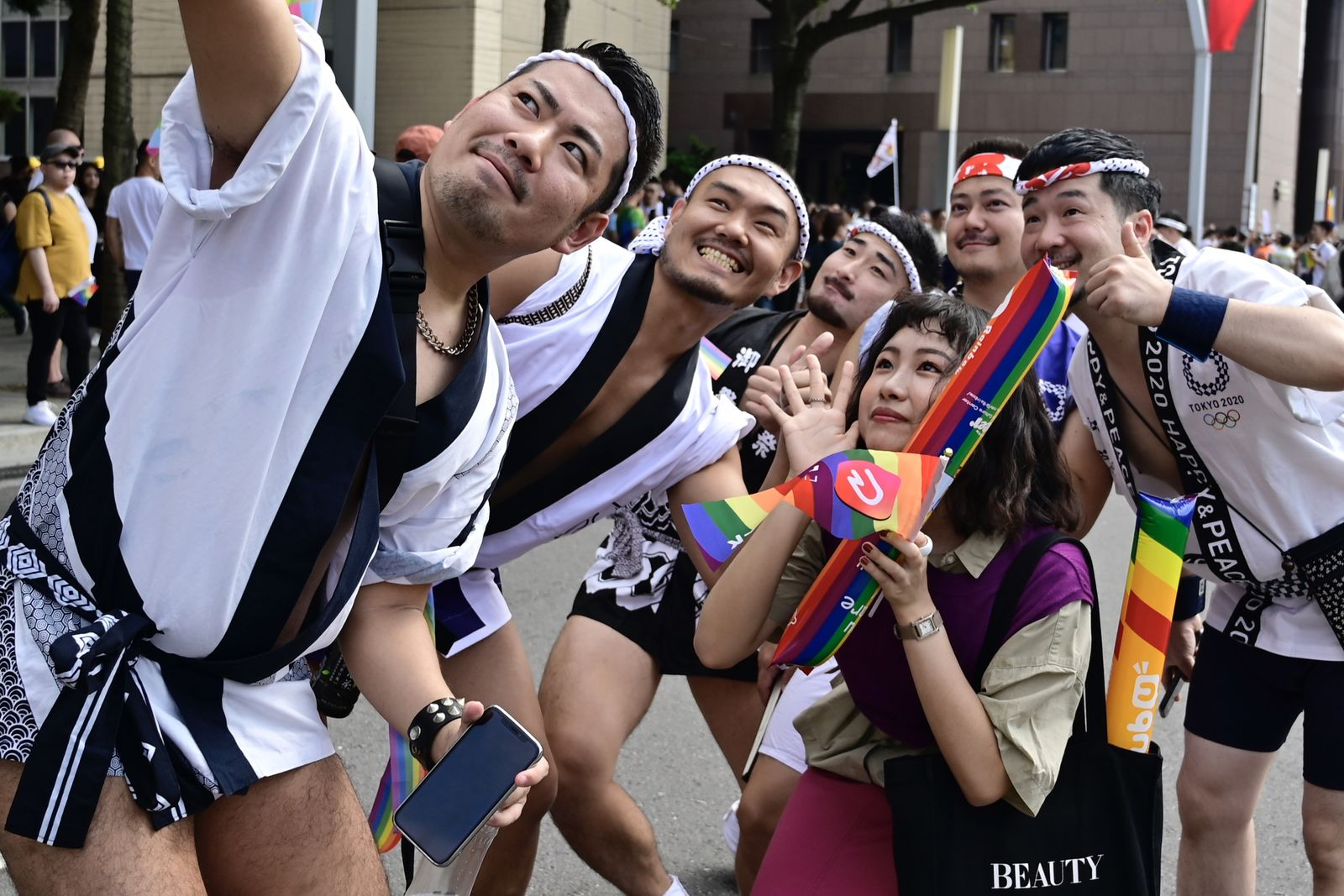 TAIWAN-LGBT-PRIDE-PARADE