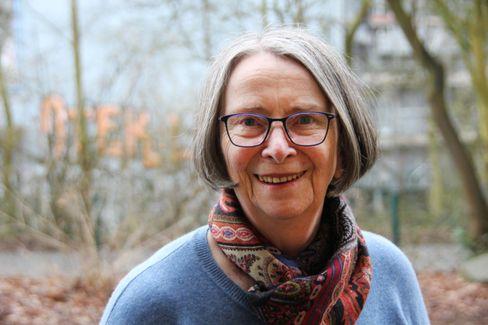 Geboren kurz vor den Luftangriffen auf Dresden: Petra Roschinski heute