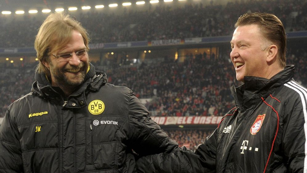 Bundesliga-Spitzenspiel: Riesenjubel in Schwarz-Gelb