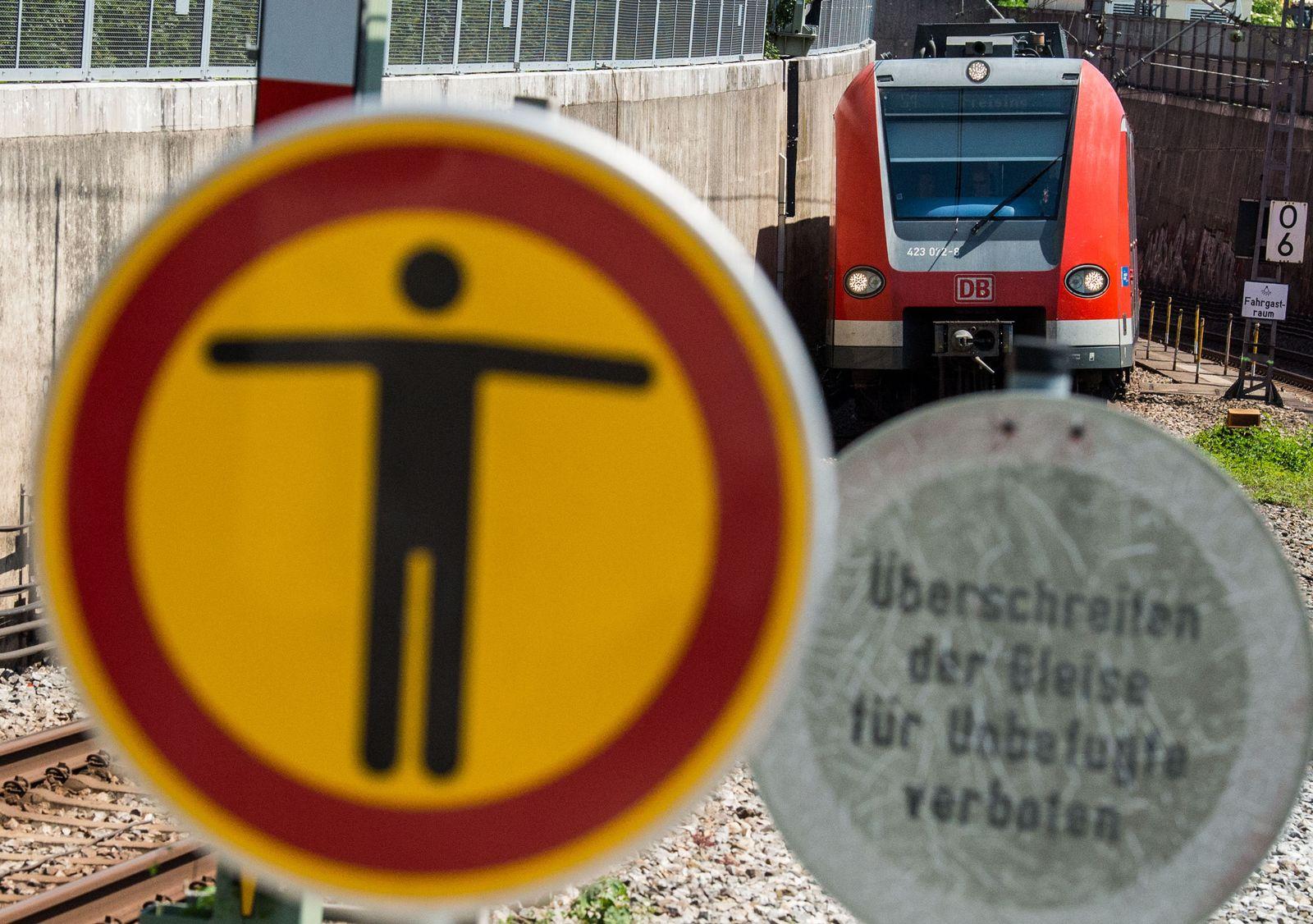 Störung sorgt für Zugausfälle auf der Münchner Stammstrecke