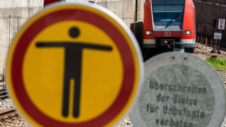 S-Bahn der Deutschen Bahn: In diesem Jahr waren weniger Züge pünktlich als geplant
