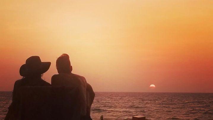 Flucht unter Palmen: Strand statt Corona-Shutdown
