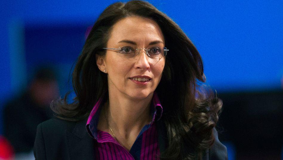 Noch-Generalsekretärin Fahimi: Auf dem Weg zu Andrea Nahles