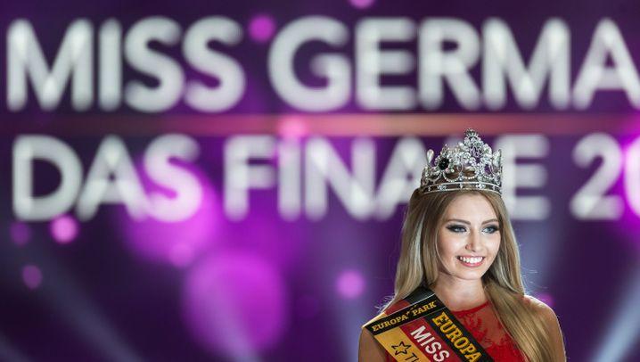 "Nach Abitur: Soraya Kohlmann ist ""zu 100 Prozent Miss Germany"""