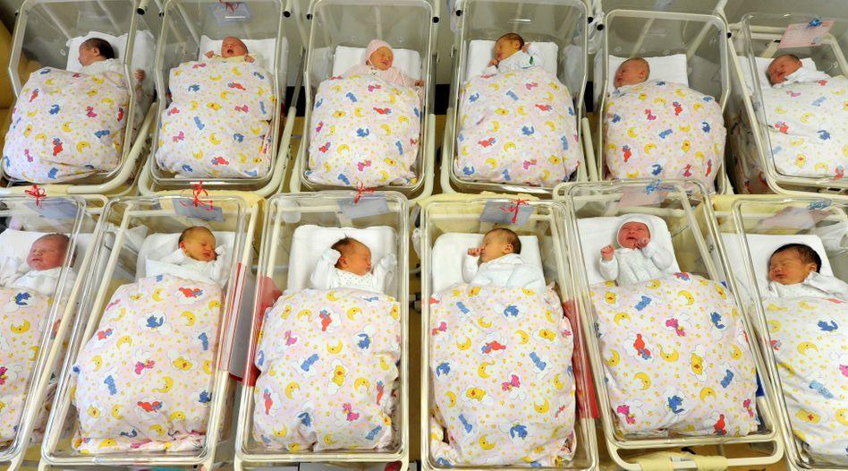 Neugeborenenstation (Archivbild)