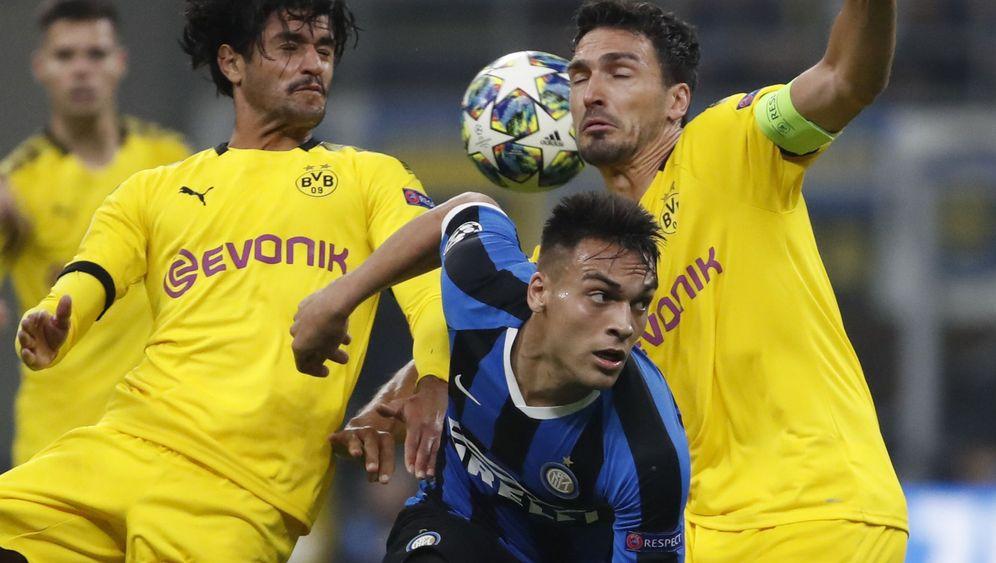 BVB-Pleite in Mailand: Wo waren die Chancen?