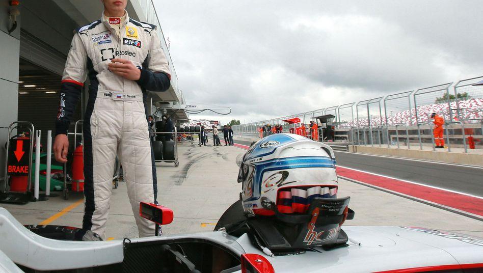 Formel-1-Neuling Sirotkin: Stammplatz im kommenden Jahr