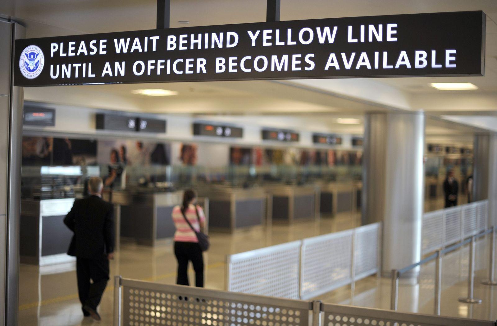 Flughafen Dulles in Virginia erweitert