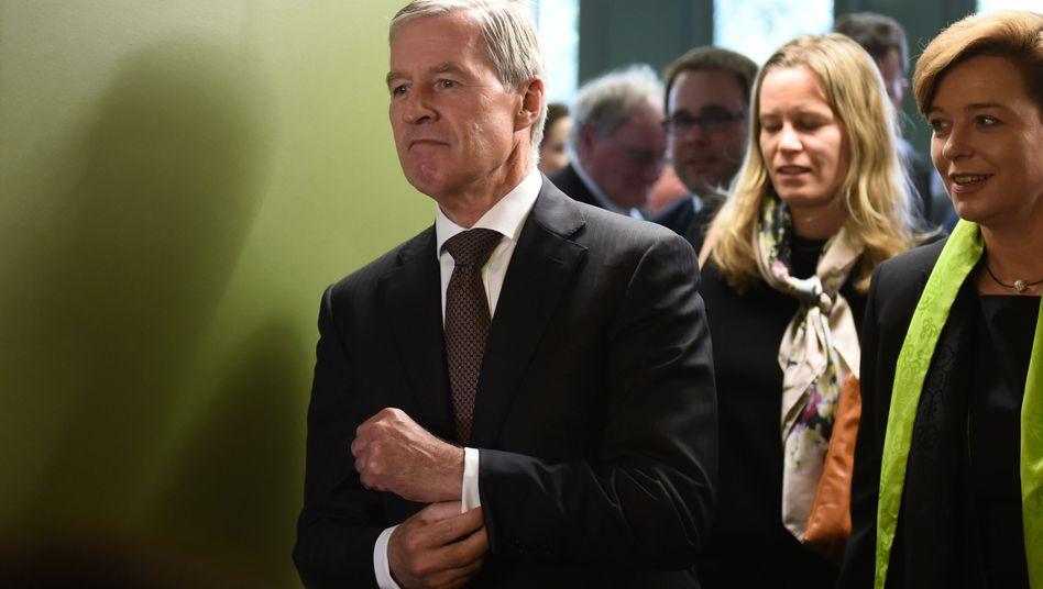 Deutsche-Bank-Chef Fitschen