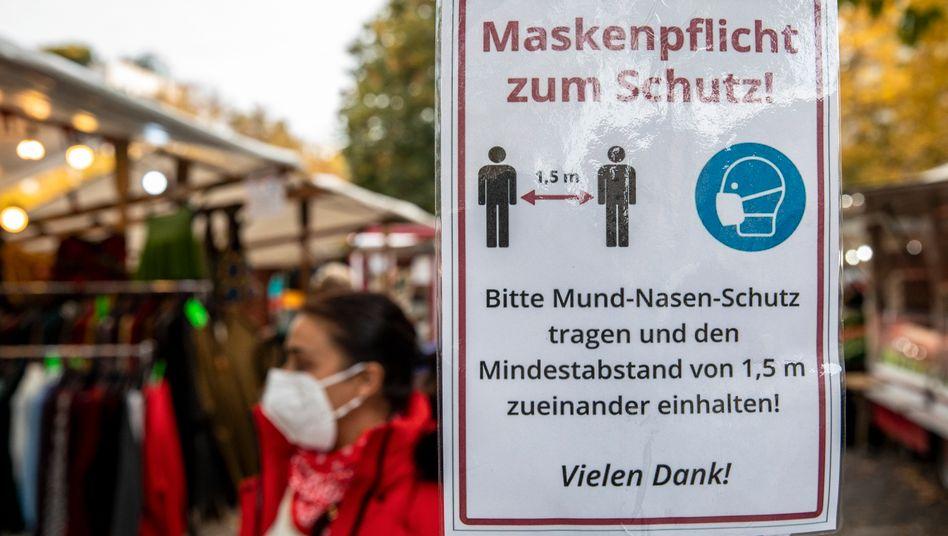 Straße in Berlin-Neukölln: Was beschließen die Kanzlerin und die Ministerpräsidenten?