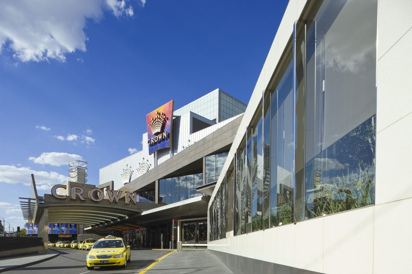 NICHT MEHR VERWENDEN! - Crown Kasino / Melbourne