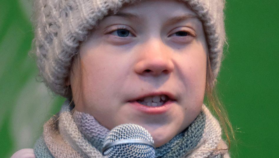 Bekommt sie den Friedensnobelpreis? Greta Thunberg
